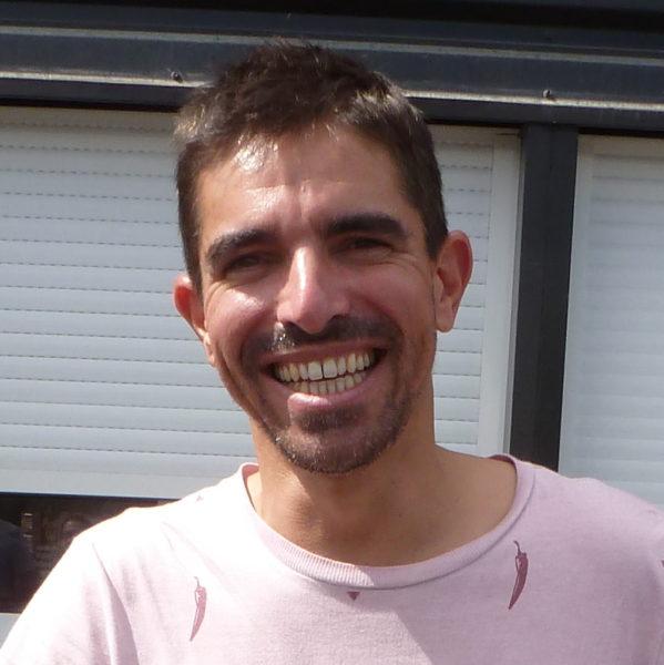 Pierre V, MT-07 noire