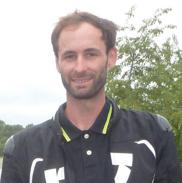 Florian COEURQUETIN; Fazer 800 S Noir